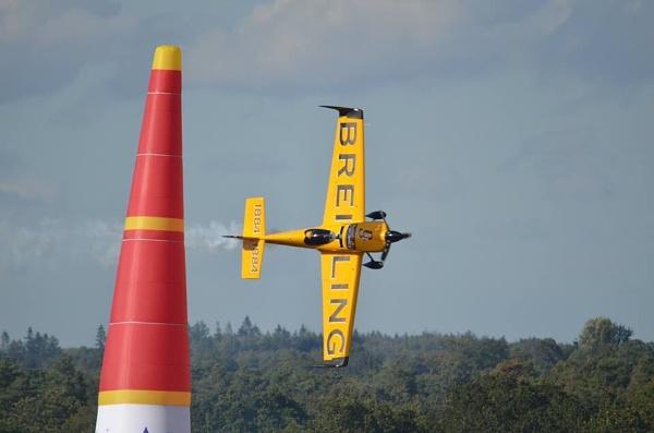 Nigel Lamb @ Red Bull Air Race Ascot by Rhianna