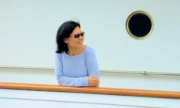 Royal Yacht Portrait by Hamlin