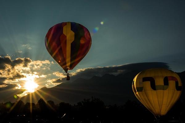 Sandy City Balloon by ssnidey