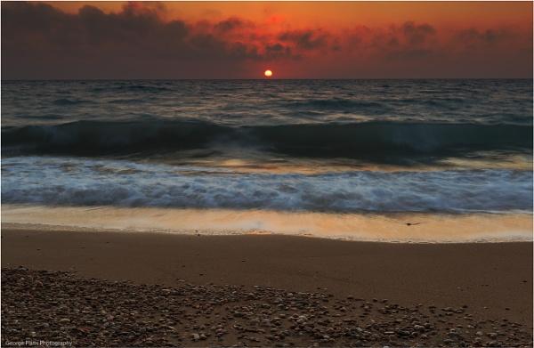 Ktenia Sunset by GeorgePlatis