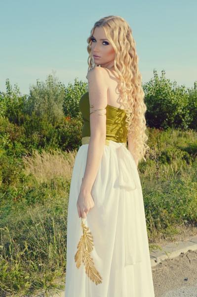 Dragana by MyOwnWonderland