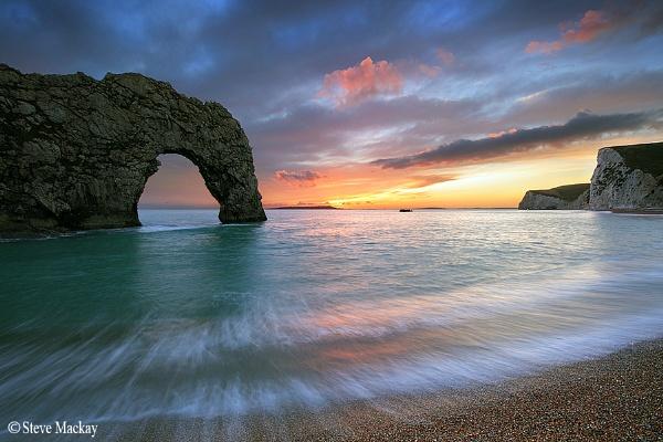 Jurassic Coast by SteveMackay