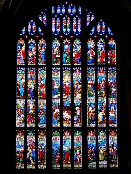Stain Glass Windows. by brandish