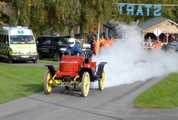 Golden age of steam by brandish