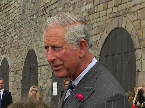 HRH Prince Charles. by GPC