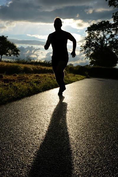 Sun Run by WintonPhotography