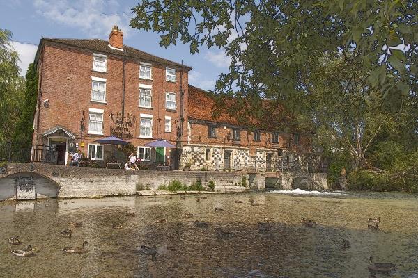 Old Mill Harnam Salisbury by IainHamer