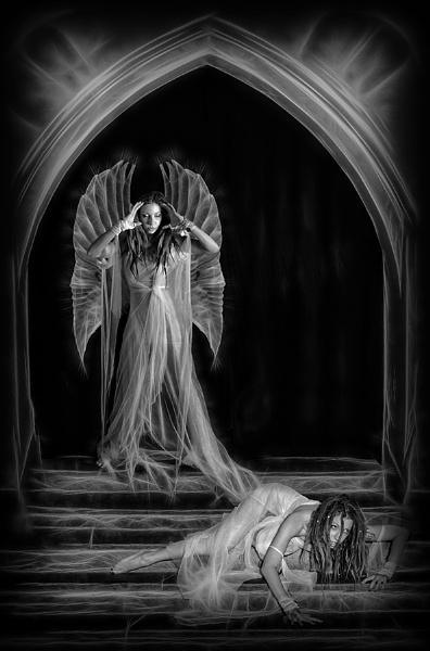 Fallen Angel by retec