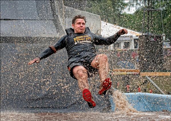 Splash Down by Steinmachine