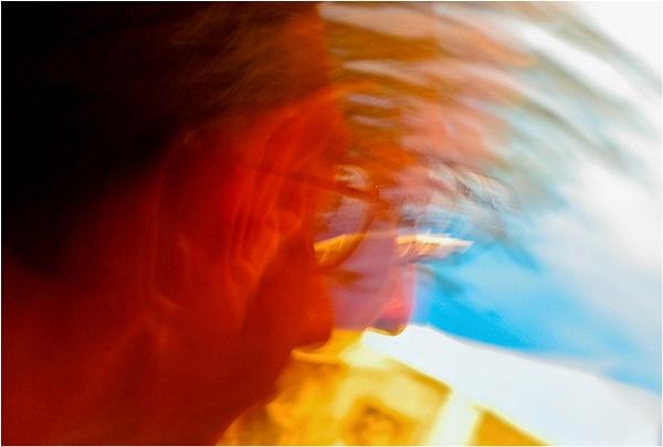Burning in Motion by Ajanovic