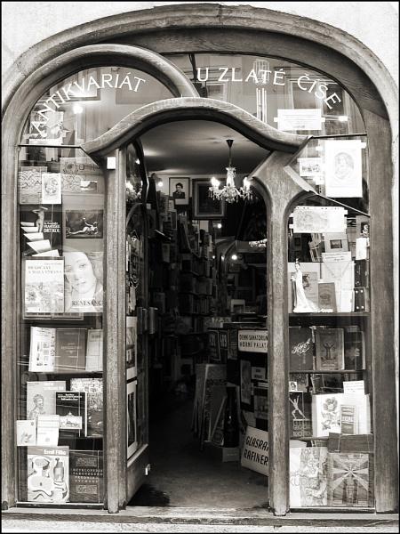 old bookshop by Jon.H