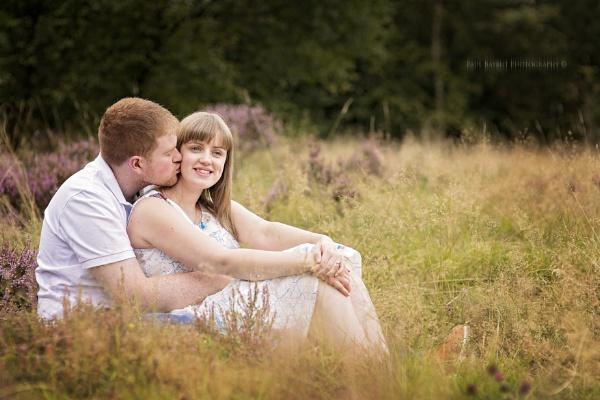 Engagement Couple by paulbaybutphotography