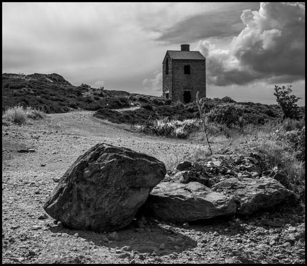 Copper Mine, Ynys Môn by bwlchmawr