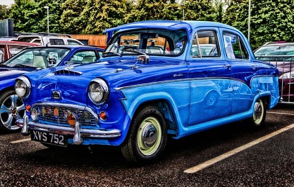 Mr Blue by kenz69