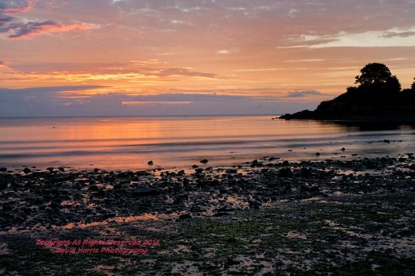 Early Morning Light Broadsands Devon by Beardedwonder2009