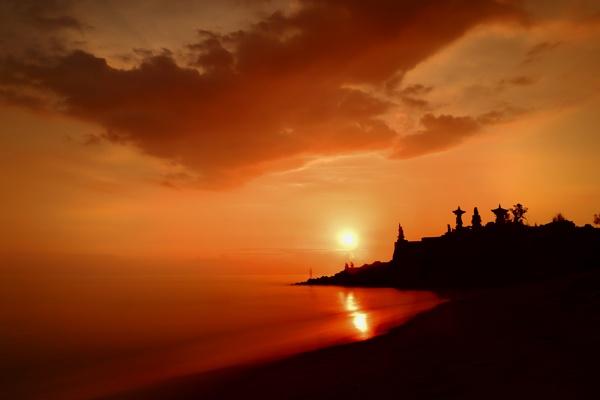 Lombok Temple by stevewlb