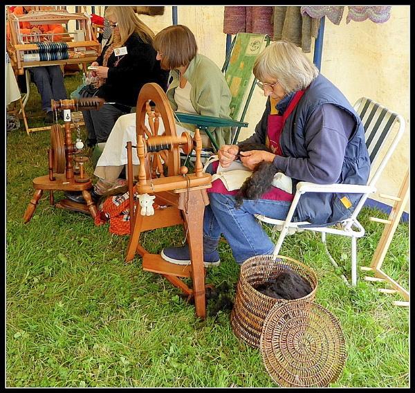 Spinning & weaving. by brandish