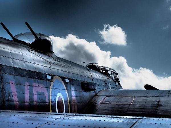 Minarsky Lancaster by DaveRyder
