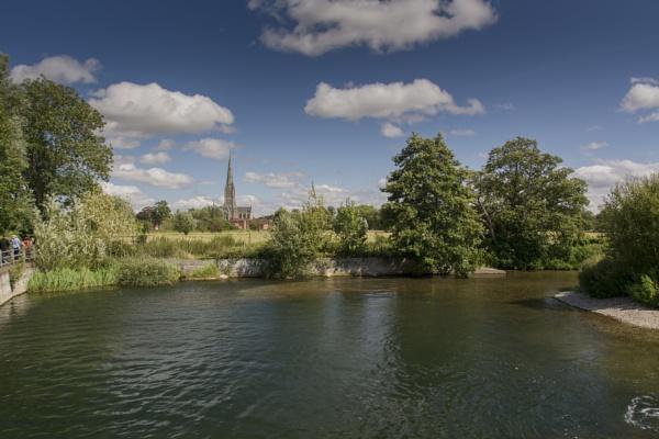 Salisbury Cathedral by IainHamer