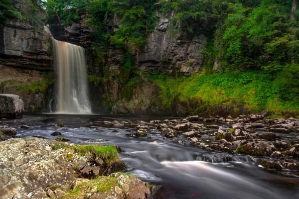 Ingleton Waterfalls 1 by Term