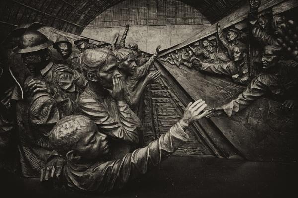 History in bronze by adamsa
