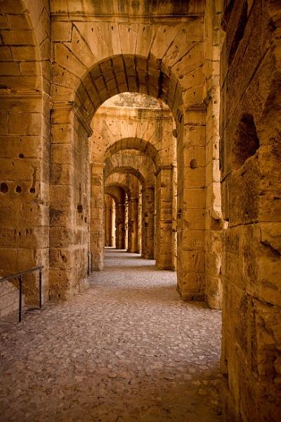 El jem Colosseum by ianrobinson