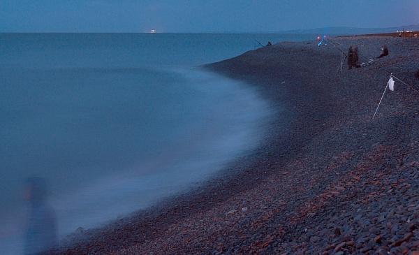 Night fishing by dudler