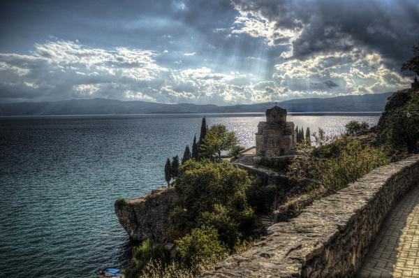 Saint John at Kaneo by darkocv