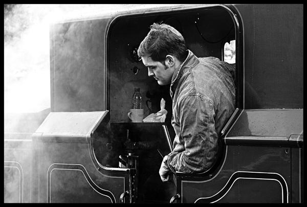 Train driver by djh698