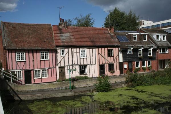 Riverside Cottages by francisg