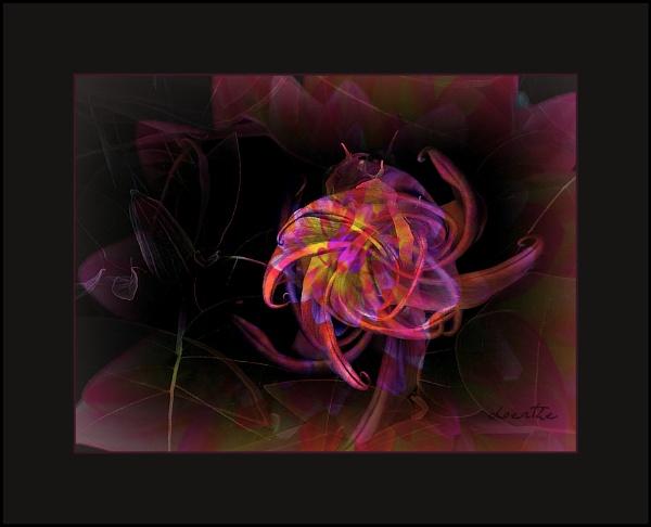 Summer Swirl III by doerthe