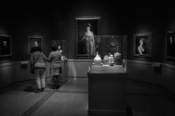 Portland Museum of Art by banehawi