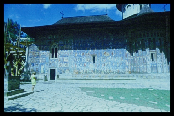 Voronet Monastery 06 by gss