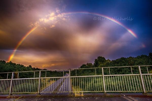Beautiful skies by Nobbythenobster2