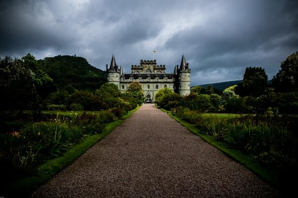 Inveraray Castle by LGHSTF