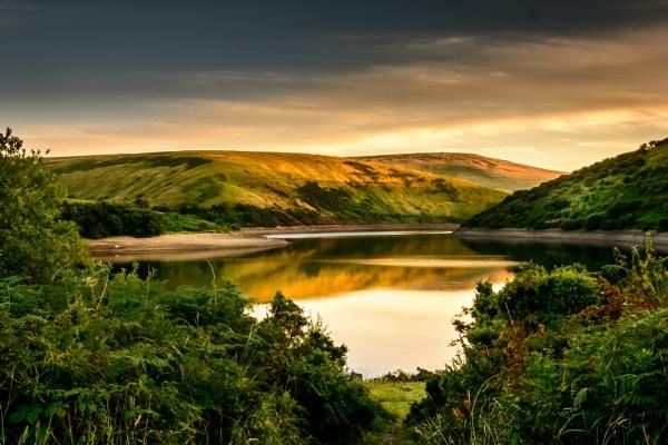 Meldon Reservoir in Devon 3 by ambro