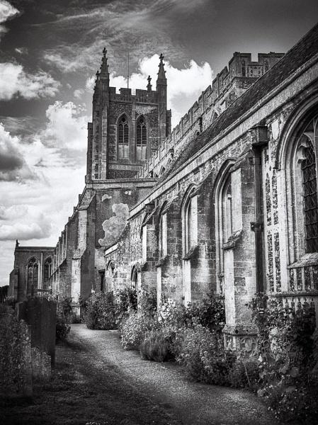 Long Melford Church by Clactonian