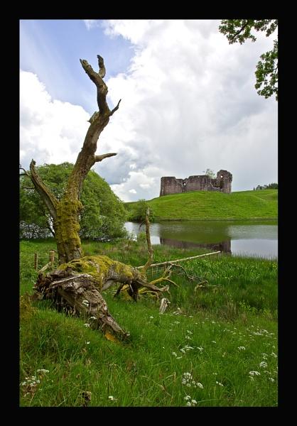 morton castle by callumcorrie