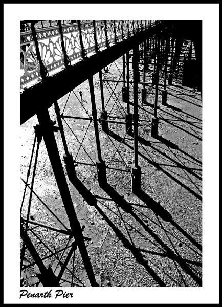 Penarth Pier by Phillbri