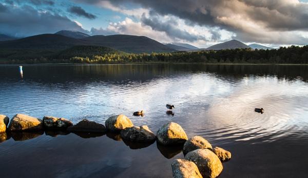 Loch Morlich by Osool
