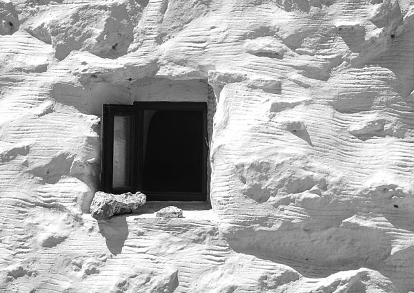 Greek Church Wall by iancrowson