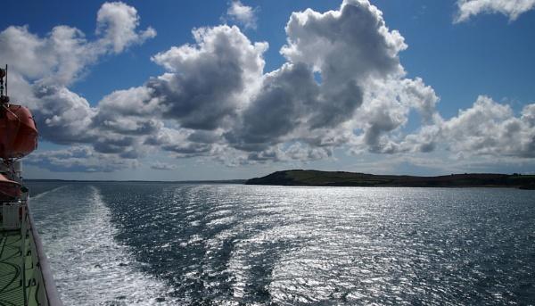 Leaving Cairnryan by angler33333