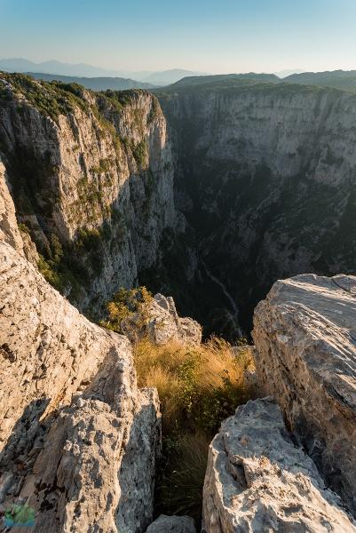 Vikos Gorge by jamesgrant