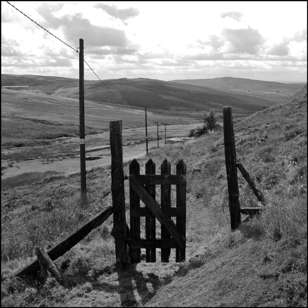 Gateway in the Peak District