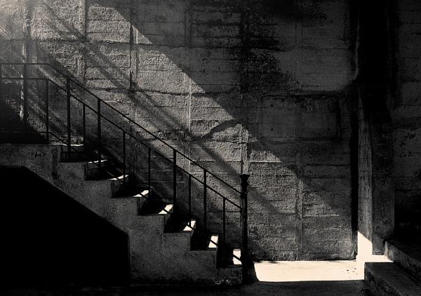Stairway. by gowebgo