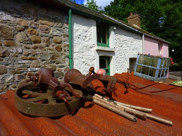 Rust at St Fagans Musuem by netta1234