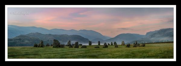 Castlerigg Dawn by GeordieDoug