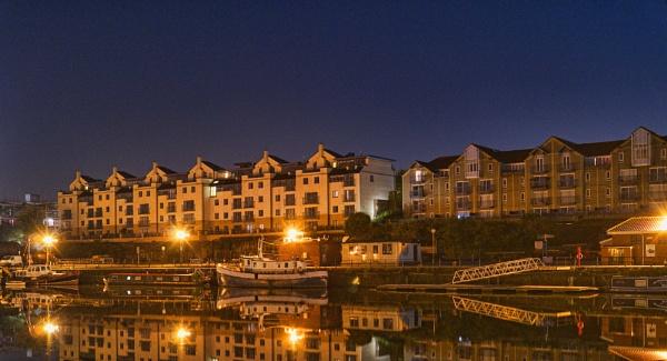 Bristol Waterfront by lesvictor