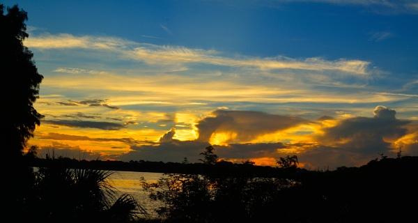 sunrise on lake eustis by jimlynch8