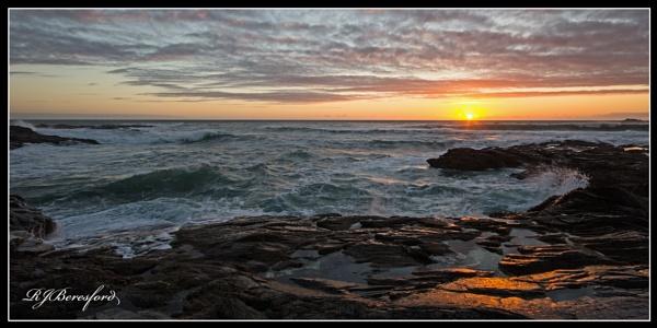 Cornish Sunset by Rich67